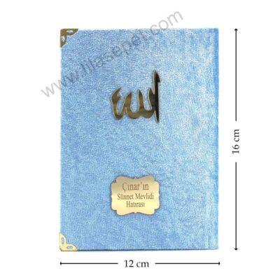 Ana Sayfa kadife yasin kitabi mevlut mavi 400x400