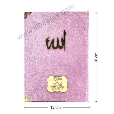 Ana Sayfa kadife yasin kitabi mevlut pembe 400x400