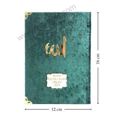 Ana Sayfa kadife yasin kitabi mevlut yesil 400x400