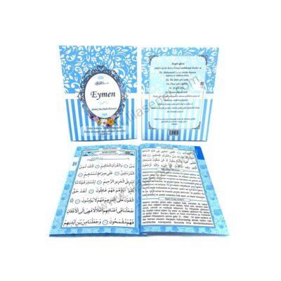 Ana Sayfa evlat kokusu bebek mavisi hediyelik yasin kitabi bebek mevlutu hediyesi mevlut seti turkce 400x400