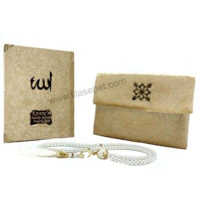 Ana Sayfa sari kadife yasin kilifi kadife canta boy yasin kitabi mevlut hediyelik gold inci tesbih 400x400